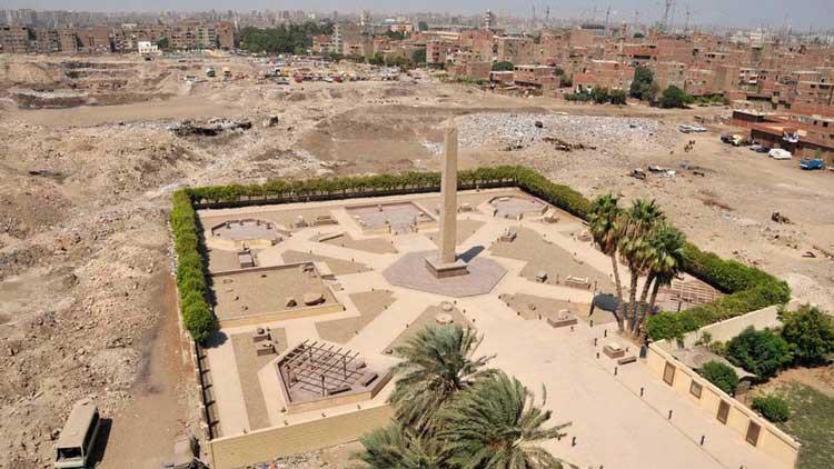 Гелиополис Обелиск, Каир, Египет