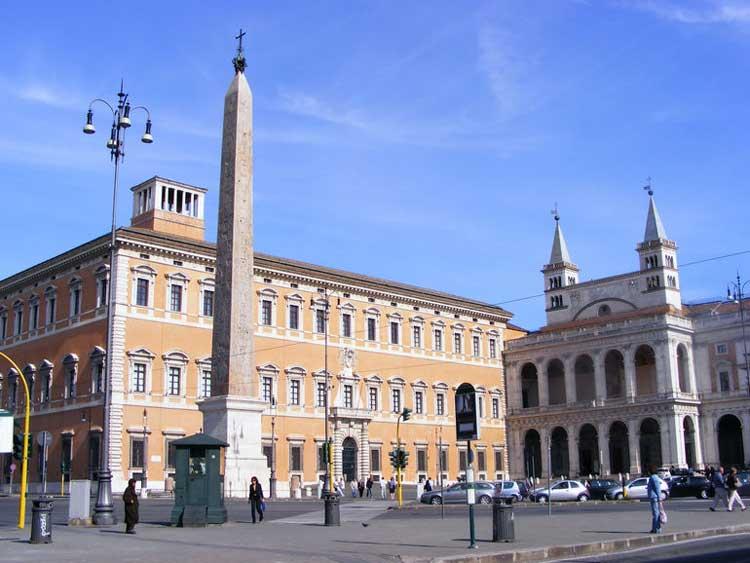 Латеранский Обелиск, Рим, Италия