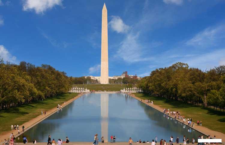 Монумент Вашингтона, США