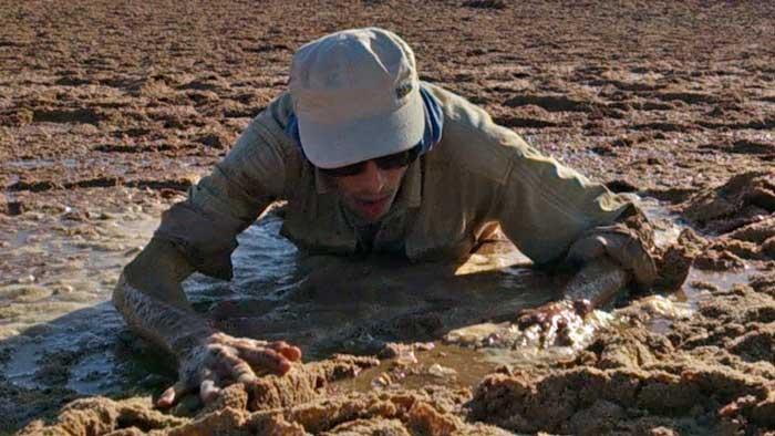 Могут ли зыбучие пески убить человека?