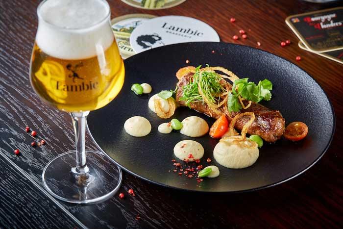 пивной бар Brasserie Lambic