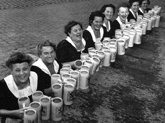 Пиво во время промышленной революции