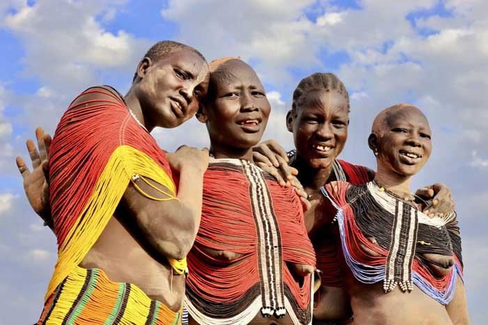 Племя Мундари