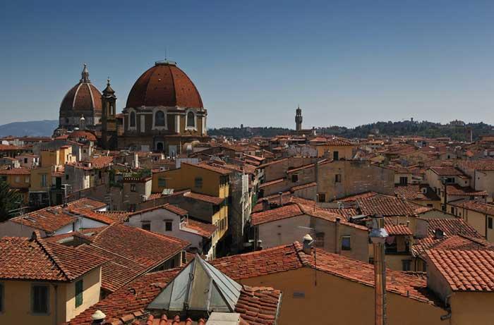Рим: Город черепичных крыш