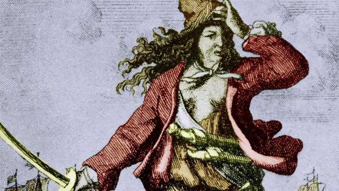 Мэри Рид (1690 – 1721)