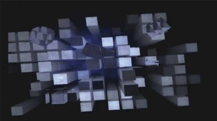 Светящиеся башни PS2