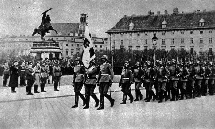 Аннексия Австрии Германией