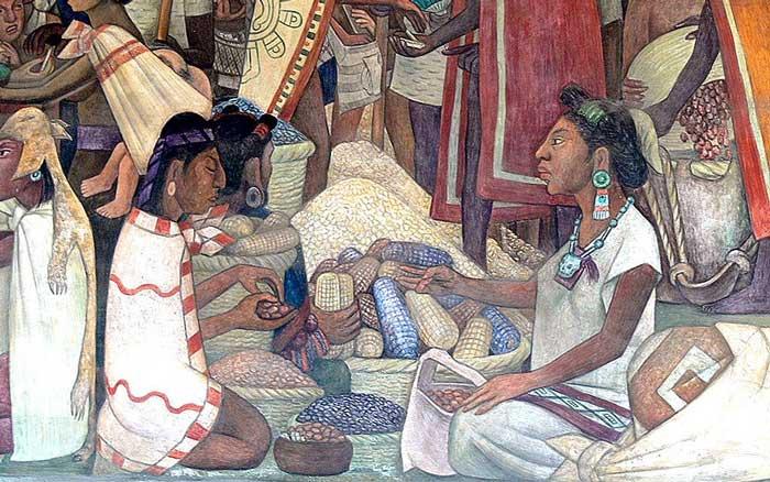 Какао-бобы когда-то использовались в качестве валюты