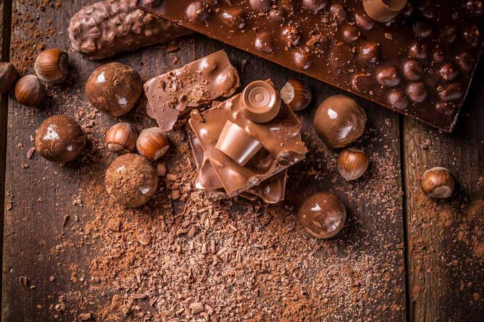 Какао содержит больше антиоксидантов, чем капуста