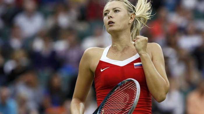 Теннис в России