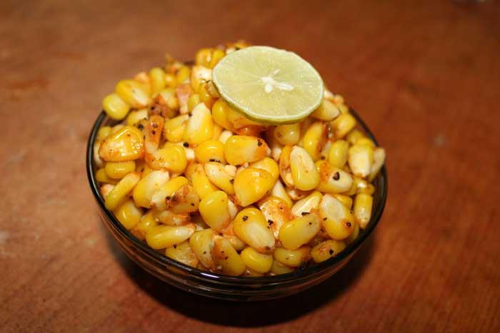 Масала сладкая кукуруза
