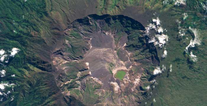 Гора Тамбора